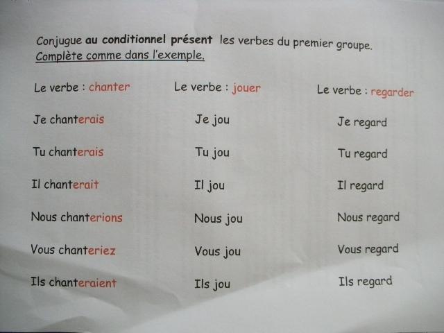 Conditionnel Present Le Petit Roi Enfant Autiste