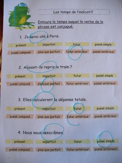 Conjugaison Le Petit Roi Enfant Autiste