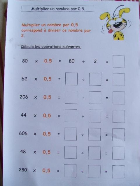 Multiplication multiplication a trou ateliers pour les for Multiplication pour enfant